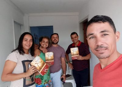 1ª Ig Batista em Jacupemba - Aracruz - ES