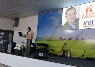 Sermão Paternidade na IEBL