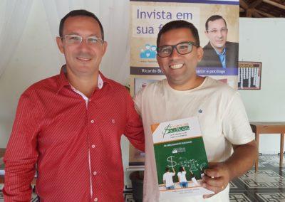 Seminário Finanças - PIB Ponto Alto, Domingos Martins - ES