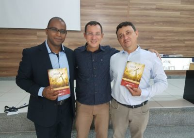 Pr Luiz Carlos - Ig Assembleia de Deus - Canivete - Linhares