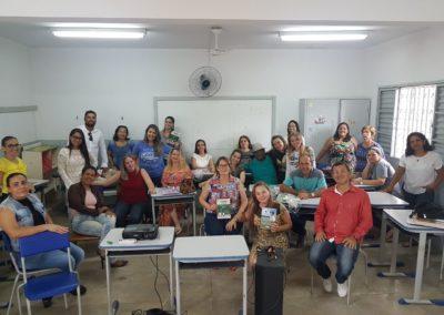 Palestra para Educadores Escola Caboclo Bernardo - Linhares