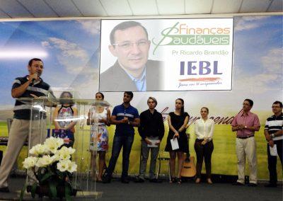 Formatura turma Finanças da IEBL - Ig Ev Batista Linhares