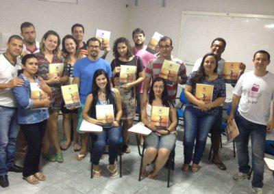 Turma de Casais da IEBL - Ig Ev Batista em Linhares