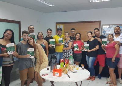 8ª Turma Ig Bat Nova Aliança - Linhares - ES