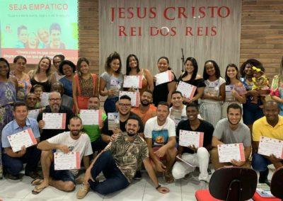 Formatura Ig Rompendo em Fé - São Mateus-ES