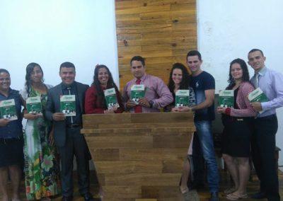 Turma da Assembleia de Deus - Min Oliveira - Linhares - ES