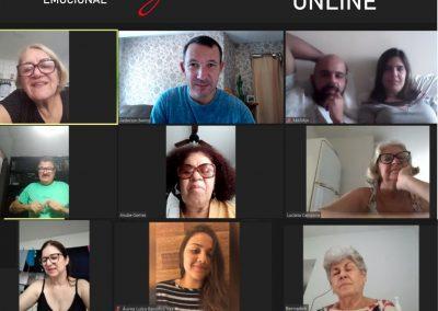 turma online Curados site