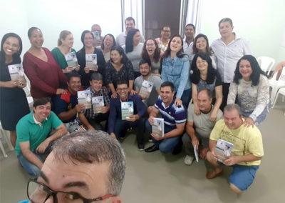 1ª Ig Batista em São Silvano - Colatina - ES